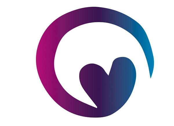 Detalle del logotipo del Insituto Vive, cooperativa de Salud Integral a la que NanoMundo apoya con la gestión de sus redes sociales y contenidos web